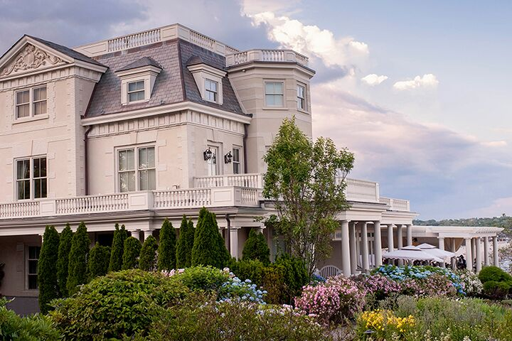 Wedding Venues The Chanler At Cliff Walk Previous Front Photo
