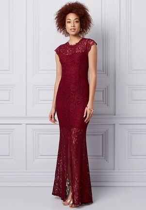 LE CHÂTEAU Wedding Boutique Mother of the Bride Dresses ETIDAL-366821 Red Mother Of The Bride Dress
