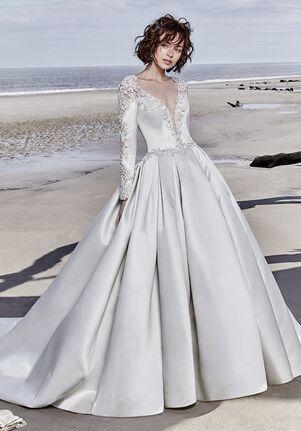 e3e0770172 V-Neck Wedding Dresses