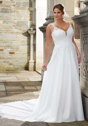 Morilee by Madeline Gardner/Julietta Sylvia 3238 A-Line Wedding Dress
