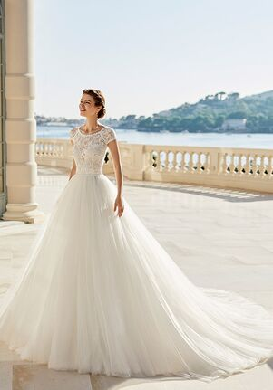 Aire Barcelona INA Ball Gown Wedding Dress