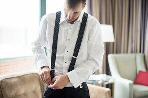 Polka-Dot Suspenders