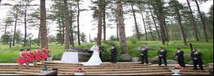 Hot Weather Wedding Savers