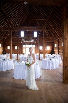 The Barn At Lang Farm - The Knot