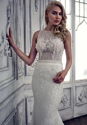 Calla Blanche 17106 Gemma Sheath Wedding Dress