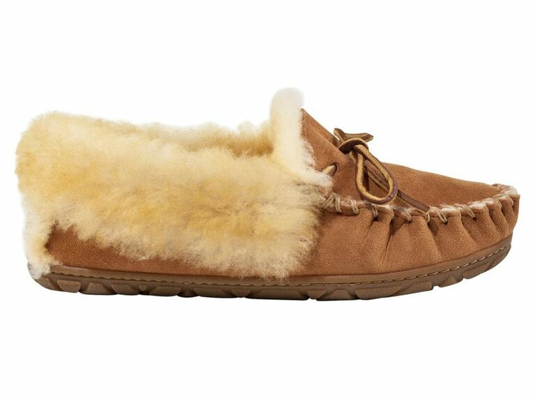 L.L.Bean slippers gift for wife