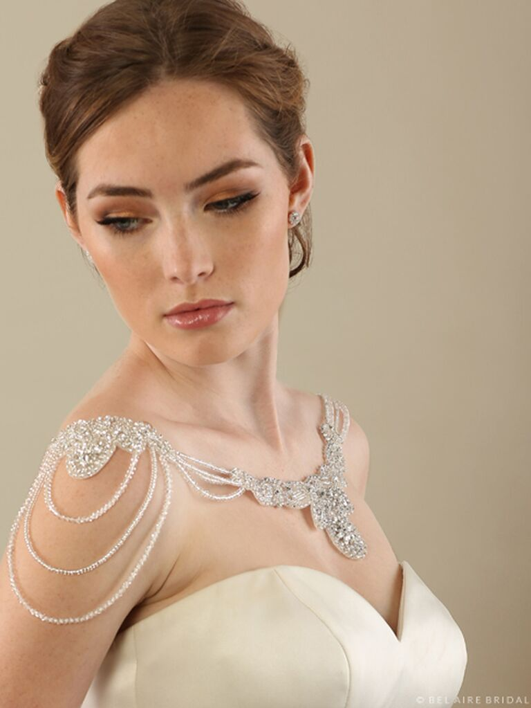 Shoulder Jewelry Bridal Accessories