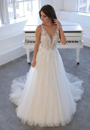 Blue by Enzoani NASRIN A-Line Wedding Dress