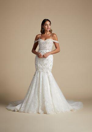 Lucia by Allison Webb 92109 Luna Mermaid Wedding Dress