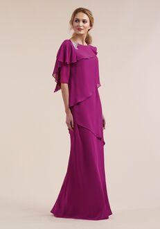Jasmine Black Label Mother of the Bride M210051 Pink Mother Of The Bride Dress