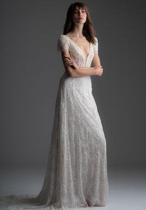 Alyne by Rita Vinieris Emmeline Sheath Wedding Dress