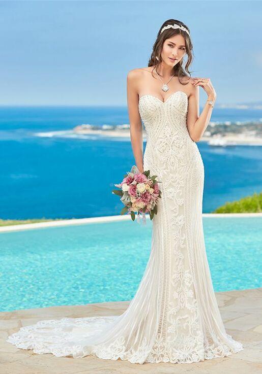 KITTYCHEN Couture ALVINA H 1639 Sheath Wedding Dress