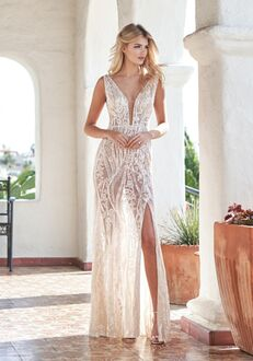 Jasmine Couture T212066 Mermaid Wedding Dress