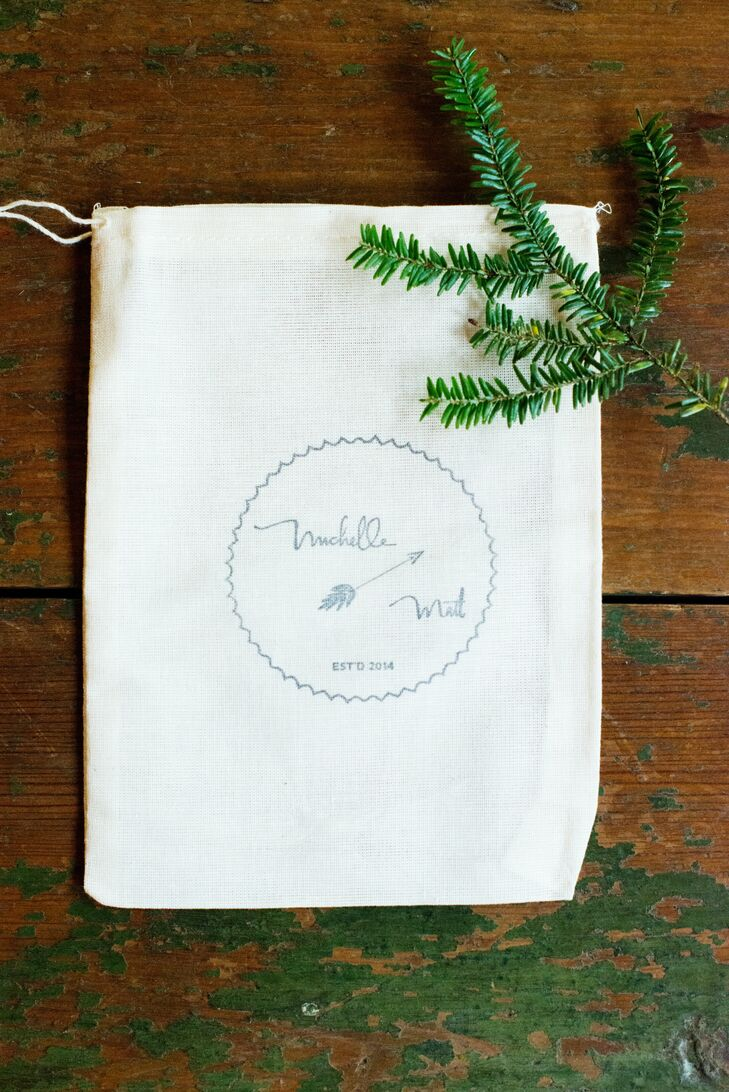 Personalized Linen Bags