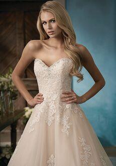 Jasmine Collection F191056 A-Line Wedding Dress