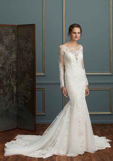 Amaré Couture C115 Elodie Mermaid Wedding Dress