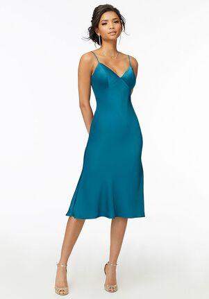 Morilee by Madeline Gardner Bridesmaids 21721 V-Neck Bridesmaid Dress