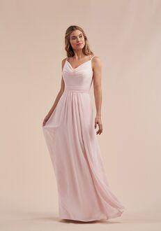 B2 Bridesmaids by Jasmine B213057 Scoop Bridesmaid Dress