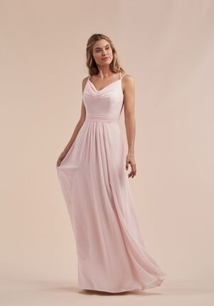 B2 Bridesmaids by Jasmine B213057 Scoop Bridesmaid Dress