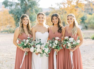 Blush + Bridal Hair and Makeup Team
