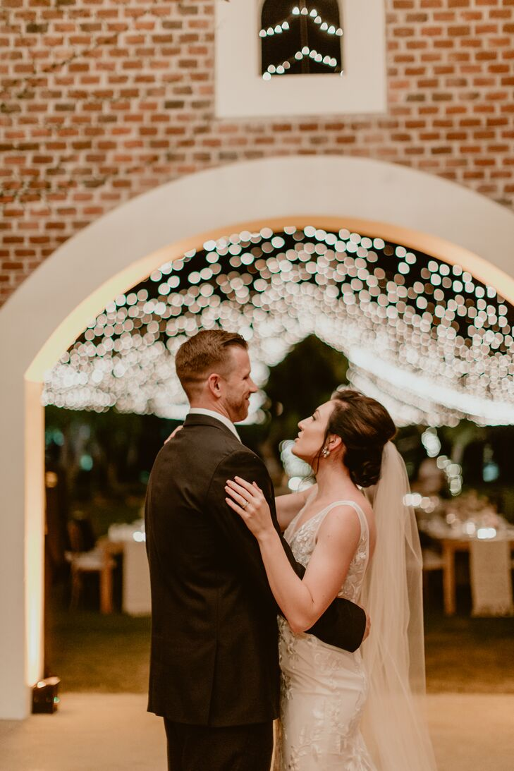 First Dance at Flora Farms