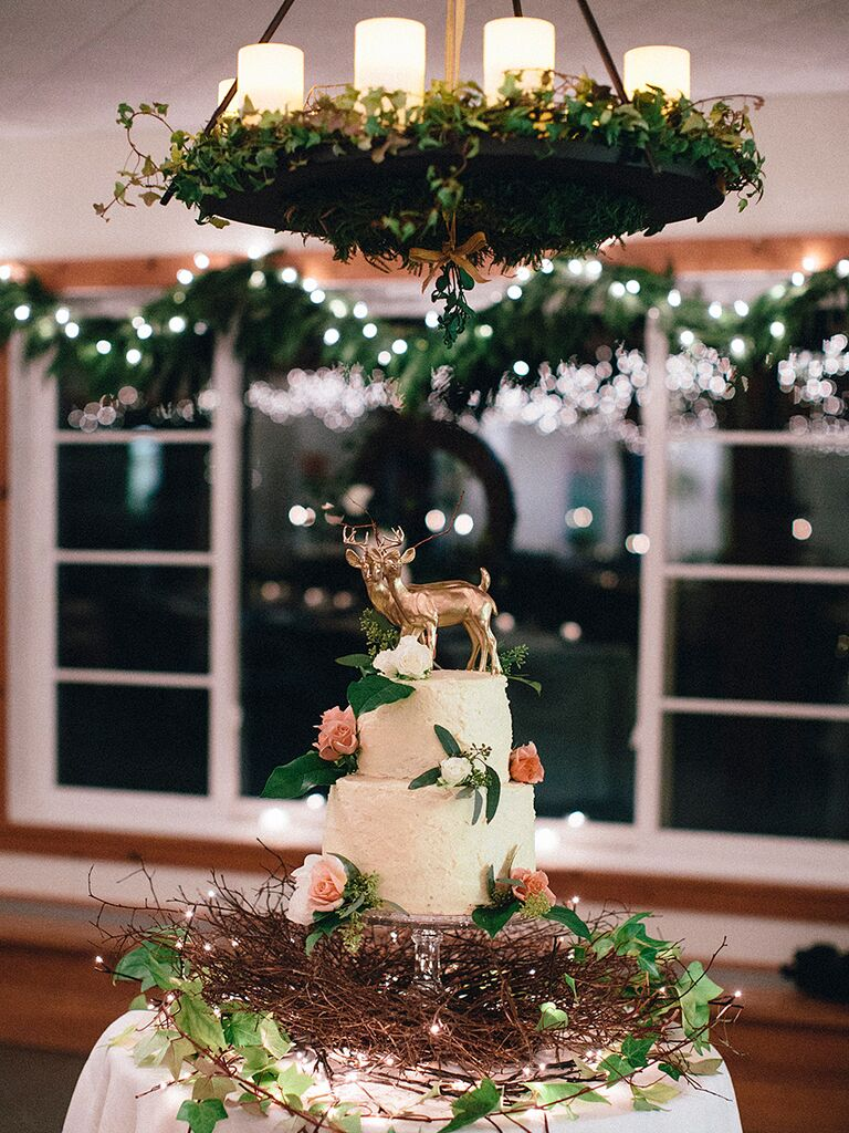 16 Pretty Decoration Ideas For Your Rustic Wedding