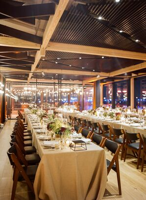 Industrial Reception at the District Winery in Washington, DC