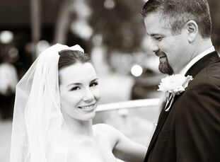 The Bride Whitney McCracken, 24, a registered veterinary technician at Equine Sports Medicine & Surgery The Groom Christopher Herrlich, 37, a sales re