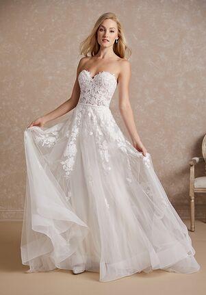 Adrianna Papell Platinum 31175 A-Line Wedding Dress