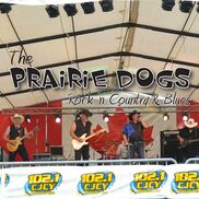 Calgary, AB Country Band | The Prairie Dogz - The Funnest Rock'n Country Band