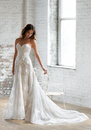 Ti Adora by Allison Webb Phillipa A-Line Wedding Dress