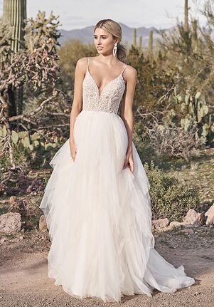 Lillian West 66177 Wedding Dress