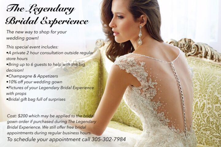 Leggenda Bridal Boutique Coral Gables Fl