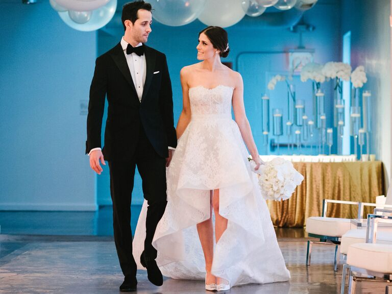 6750362d4de7 Wedding Reception Dresses: 14 Short Wedding Reception Dresses