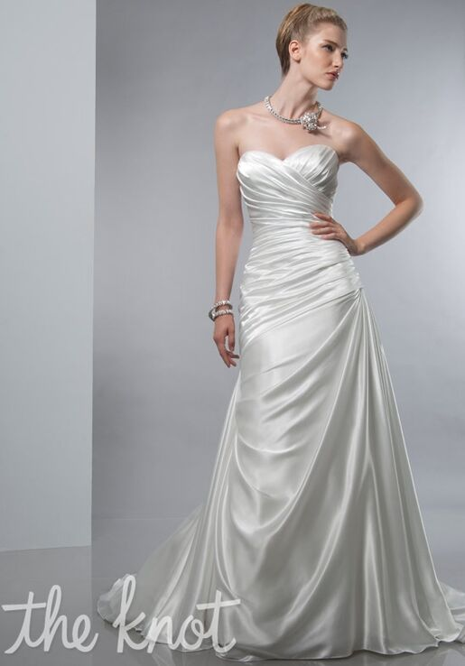 Alfred Sung Bridals 6836 Wedding Dress - The Knot