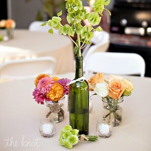 Diy Mason Jar Wedding Flower Arrangements