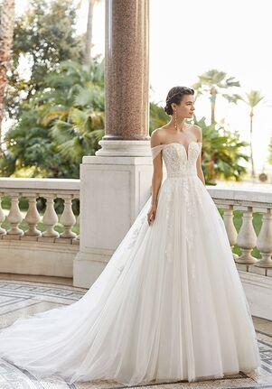 Aire Barcelona IRMA Ball Gown Wedding Dress