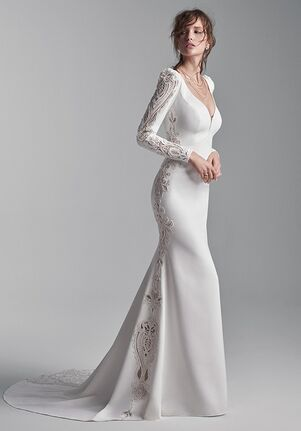 Sottero and Midgley ABBOTT Sheath Wedding Dress