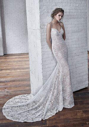 Badgley Mischka Bride Christy Mermaid Wedding Dress
