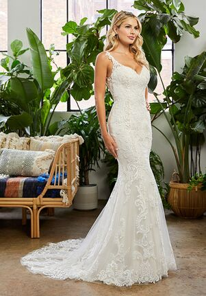 Beloved by Casablanca Bridal BL331 Khloe Mermaid Wedding Dress