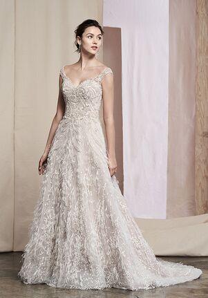 Justin Alexander Signature Hazel A-Line Wedding Dress
