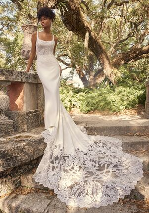 Maggie Sottero CAIRO Mermaid Wedding Dress