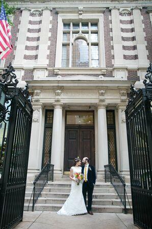 College of Physicians of Philadelphia Wedding