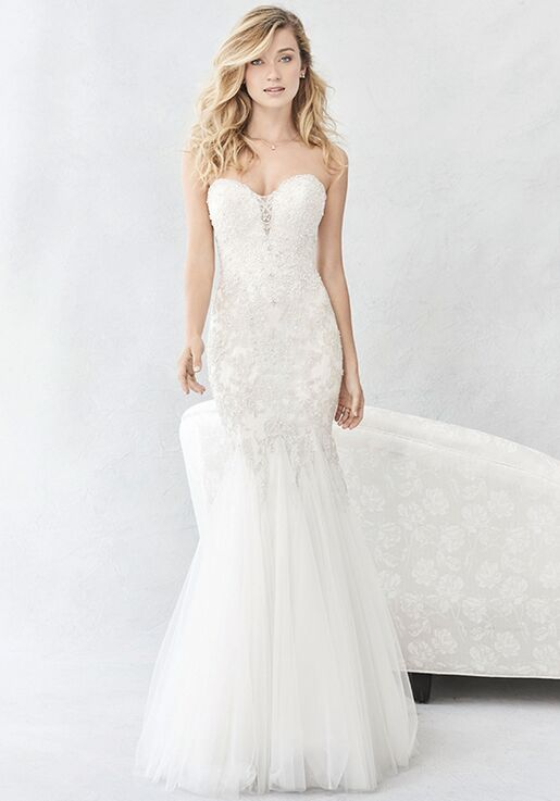 7f4cf844414e Kenneth Winston  Ella Rosa Collection BE357 Wedding Dress - The Knot