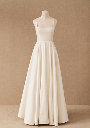 BHLDN Lawrence Gown Ball Gown Wedding Dress