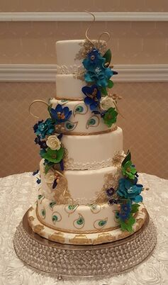 Wedding Cake Bakeries In Ocoee Fl