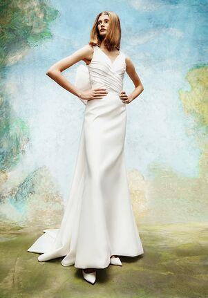 Viktor&Rolf Mariage BACK BOW WRAP MERMAID Mermaid Wedding Dress