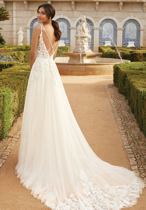 Sincerity Bridal 44249 A-Line Wedding Dress