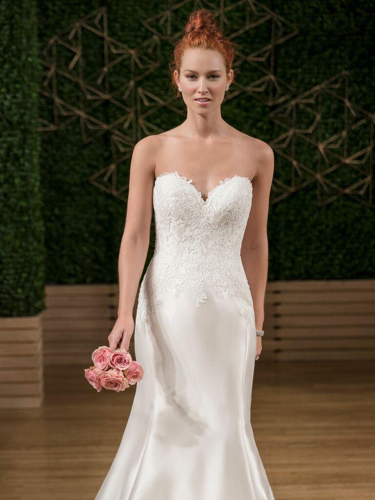 3714173928b2 Rebecca Ingram Spring 2018 wedding dress collection bridal fashion week  photos