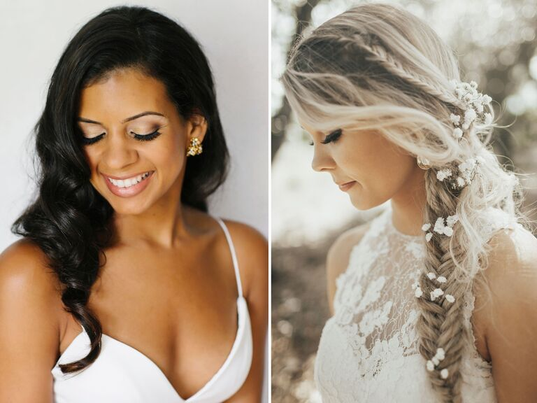 21 Wedding Hairstyles for Long Hair